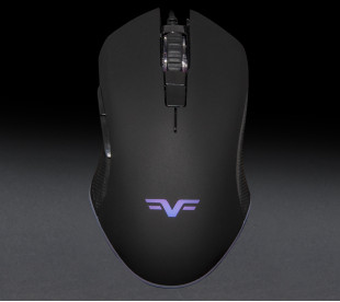 Мышь Frime Invader Black