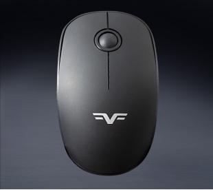 Миша бездротова Frime FWMO-240В Silent Чорний