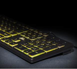 Клавіатура Frime MoonFox 3Color