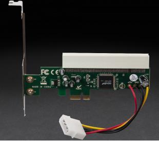 Контроллер Frime PCI-E x1 to PCI, ASM1083