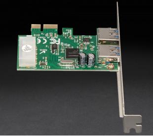 Плата расширения Frime PCI-E to USB3.0 (2 порти) NEC720200F1 (ECF-PCIEtoUSB003.LP)