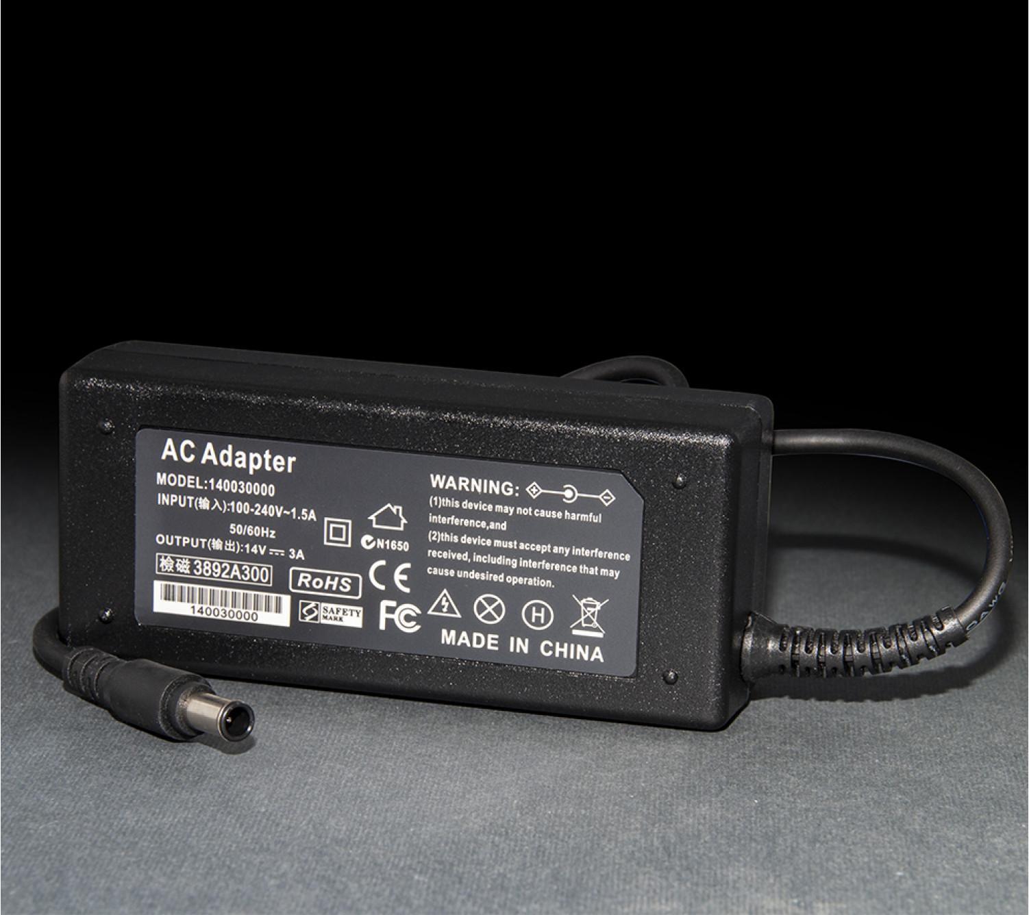 Блок питания Frime для мониторов Samsung  и прочих 14V 3A 42W (6.5 x 4.4) (F14V3A42W_SS6544)
