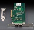 Сетевая карта Frime PCI-E x8 Dual SFP+ 10 Gigabit Ethernet Intel XL710 (NCF-10GbXL710.DSFPp)
