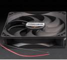 Вентилятор Frime 120x120x25мм no pin 1300rpm HB Bearing Black (FF12025HBNOPIN)