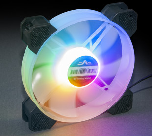 Вентилятор Frime Iris LED Fan Mid Multicolor