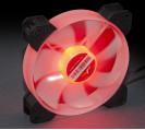 Вентилятор Frime Iris LED Fan Mid Red