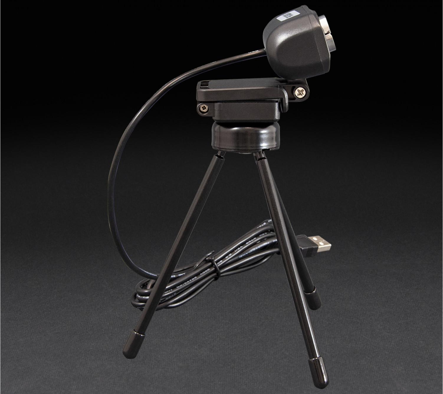 Веб-камера з триподом Frime FWC-006 FHD