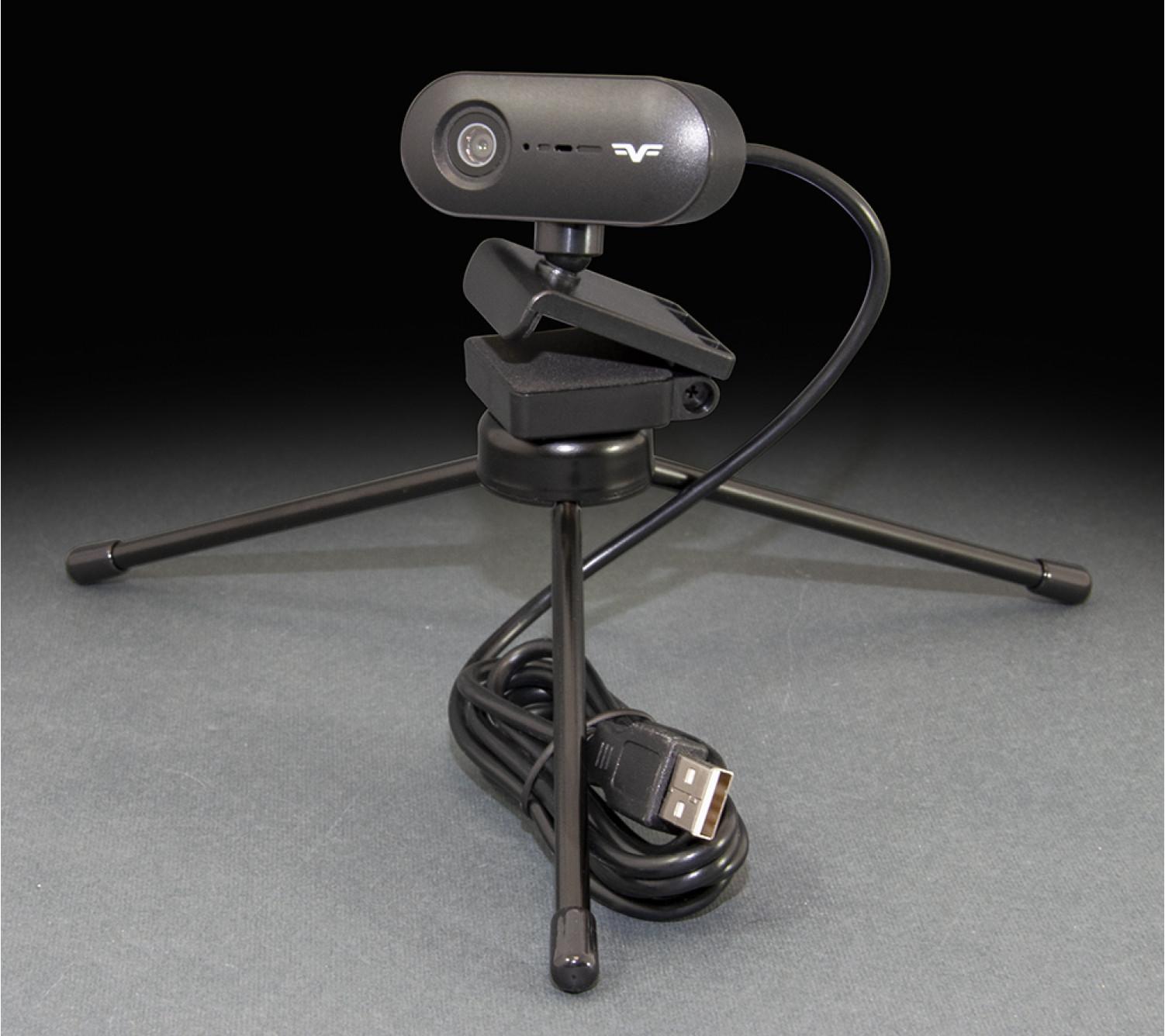 Веб-камера с триподом Frime FWC-007A FHD